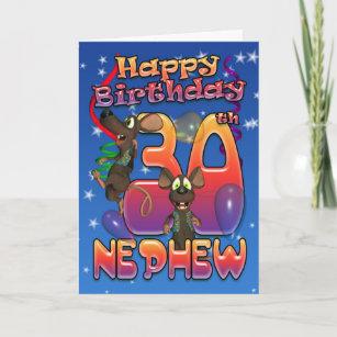 Geburtstagswunsche 30 neffe
