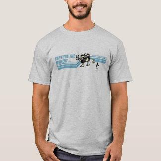 Nehmen Sie das Moment-Shirt gefangen T-Shirt