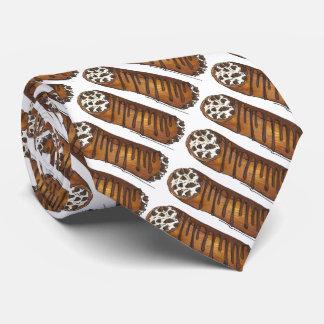 Nehmen Sie dem Cannoli italienische Krawatte