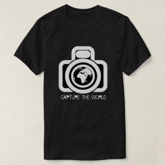 Nehmen Sie die Welt gefangen T-Shirt