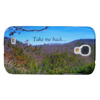 Nehmen Sie mich… zurück Mountain View Galaxy S4 Hülle