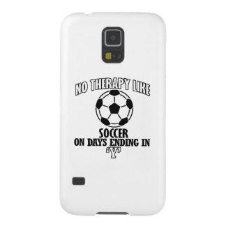 Neigen der coolen Fußballentwürfe Galaxy S5 Hülle