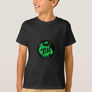Neigungs-Weltt-stück (Kind) T-Shirt