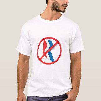 Nein zu Romney T-Shirt