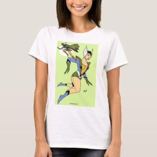 Nelvana Superheld T-Shirt