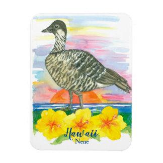 Nene hawaiischer Gans-Staats-Vogel von Hawaii Magnet