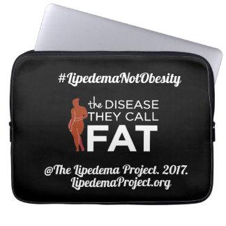Neoprencomputerhülse die Krankheit nennen sie Fett Laptopschutzhülle