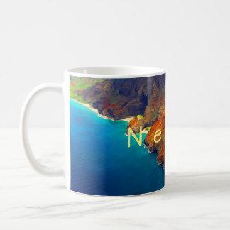 Nepali-Küste Kauai Hawaii Kaffeetasse