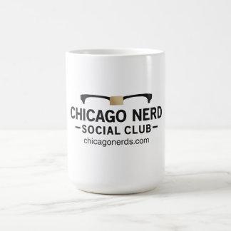 Nerd-Saft-Halter Tasse