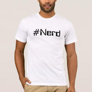 #Nerd T-Shirt