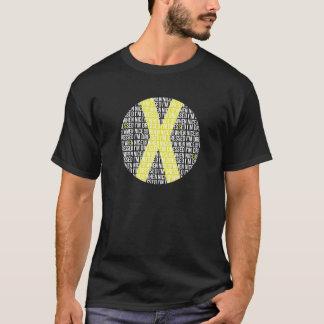 Nett und ruhig T-Shirt