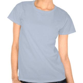 Nette herzige Frau Hemden