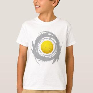 Netter Volleyball-KreisSchmutz 2 T-Shirt