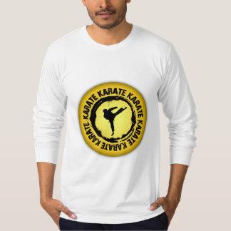Nettes Karate-Siegel T-Shirt