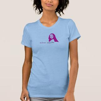 Nettes Lächeln Shirt