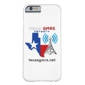 Netz Texas GMRS - iPhone Fall Barely There iPhone 6 Hülle