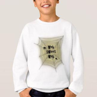 Netzbonbonnetz Sweatshirt
