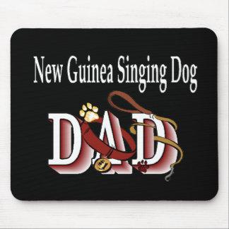 Neu-Guinea Gesang-Hundevati-Geschenke Mousepad
