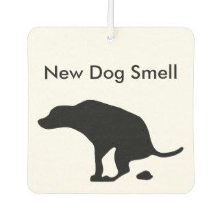 Neue Hundegeruch-Auto-Lufterfrischer Autolufterfrischer