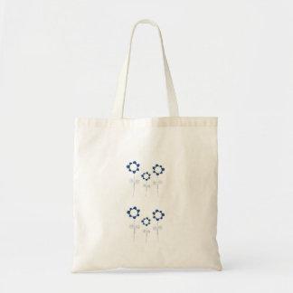 Neue stilvolle Tasche mit Hand-gezeichneter Kunst