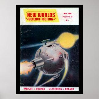 Neue Welt059 (1957-05.Nova) _Pulp Kunst Poster