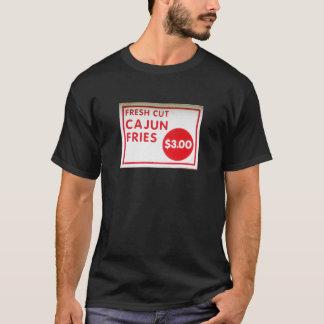 Neuer Schnitt Cajun brät T-Shirt