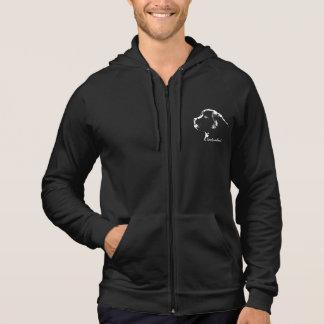 Neufundland-Jacken-Frauen-personalisierter Hoodie