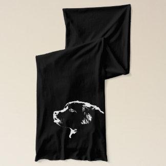 Neufundland-Schal-stilvolle Hündchen-Schals Schal