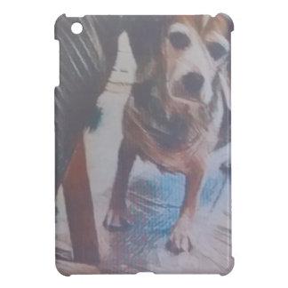 Neugieriger Beagle iPad Mini Hülle