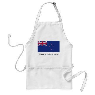 Neuseeland-Flagge Schürze