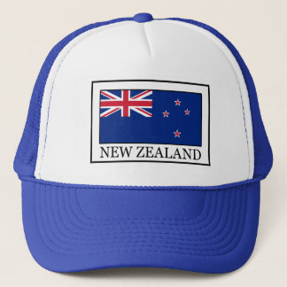 Neuseeland-Hut Truckerkappe