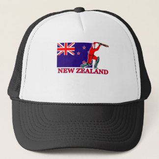 Neuseeland-Kricket-Spieler Truckerkappe