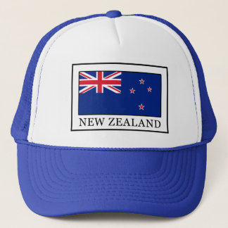 Neuseeland Truckerkappe