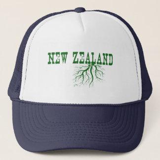 Neuseeland-Wurzeln Truckerkappe