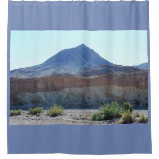 Nevada-Berge Duschvorhang