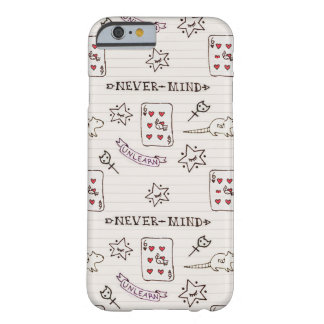 Nevermind EMILY x MILKGRRL Barely There iPhone 6 Hülle