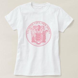 New-Jersey Mädchen personifizieren T-Shirt