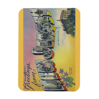 New-Jersey, Magnet