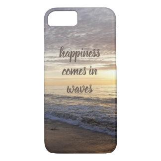 New-Jersey Strand-Telefon-Kasten iPhone 8/7 Hülle