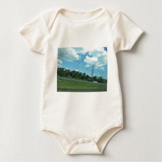 NEW-JERSEY USA LANDSCHAFTShimmel-GESCHENKE Baby Strampler