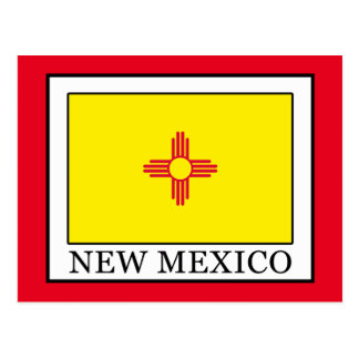 New Mexiko Postkarte