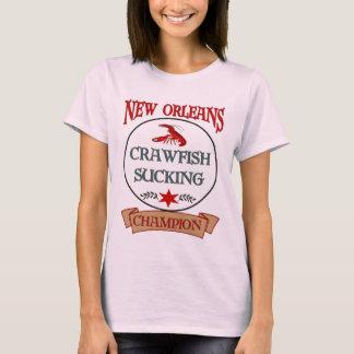 New- Orleanspanzerkrebs-Champion T-Shirt