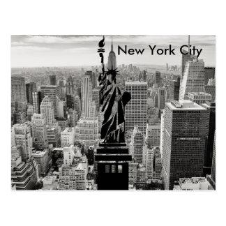 New- York Cityfreiheitsstatue Postkarte