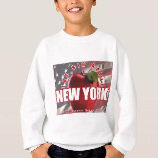 New York das rote Apple - 9/11 für immer erinnert! Sweatshirt