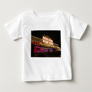 New York New York in Vegas Baby T-shirt