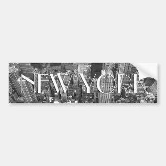 New- YorkAutoaufkleber-New- York Cityaufkleber Autoaufkleber