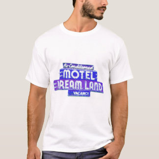 newartsweb - Motel-Traumland T-Shirt