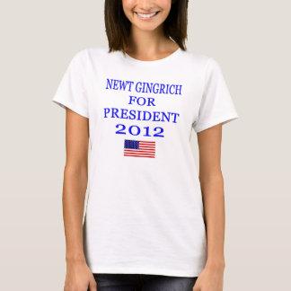 Newt- Gingrichdamen-T - Shirt
