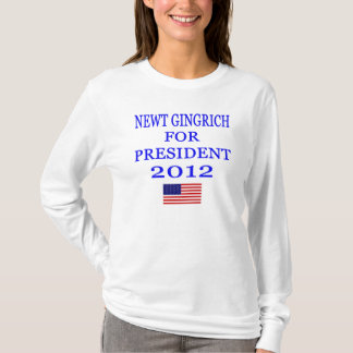 Newt GingrichHoodie T-Shirt