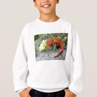 Newt-Schweiß Sweatshirt